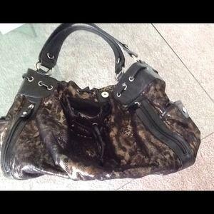 black rivet Handbags - BLACK RIVET BAG