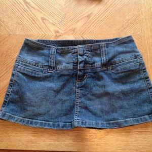 Forever 21 Dresses & Skirts - Forever 21 Denim Miniskirt