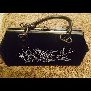 Lux De Ville Sparrow purse
