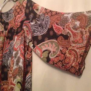 sunny Leigh  Tops - Printed Kimono