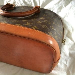 Louis Vuitton Bags - Authentic Louis Vuitton Alma Satchel Monogram 4