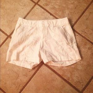 Linen old navy shorts