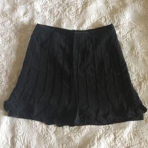 Ann Carson 100% silk skirt (Nordstrom)