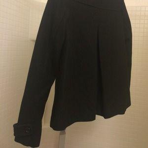 H&M Jackets & Coats - Classic Black H&M Peacoat Coat Jacket