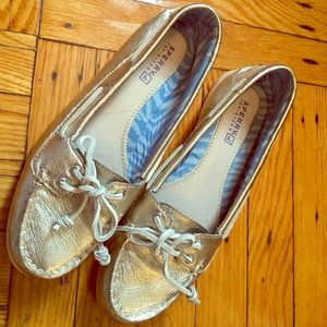 Sperry Top-Sider Shoes - Platinum speedy topsiders