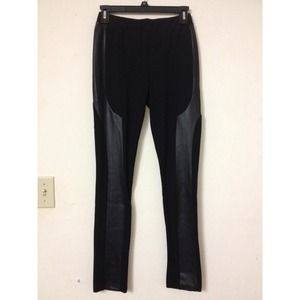 Cotton On Faux Leather Leggings