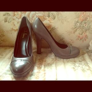 Brand New! Cole Haan Tonya Cap Toe Pump REDUCED!!