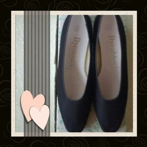 Highlights  Shoes - Black Low Heel Shoes