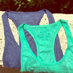 """$12 TODAY! Bundle of 2 Aerie """"Feather Tanks""""!"""
