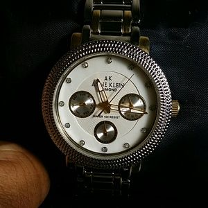 Anne KLEIN boyfreind watch