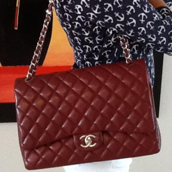 9f00d6ae9676 CHANEL Bags | Maxi Jumbo Bag | Poshmark