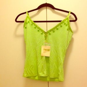 Chic Beaded Tank from Hamptons Boitique! 