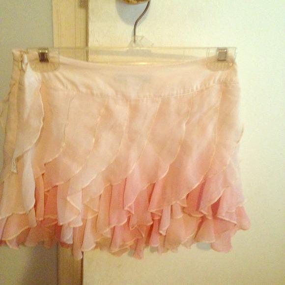 Forever 21 Dresses & Skirts - Forever 21 Ombré Skirt, Size S