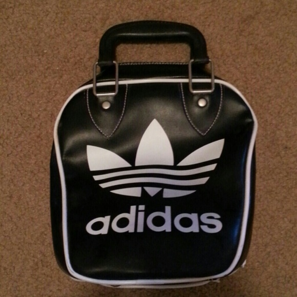 46ee8c4529 Adidas Handbags - Adidas bowling bag purse.