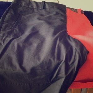 Set of Bermuda shorts