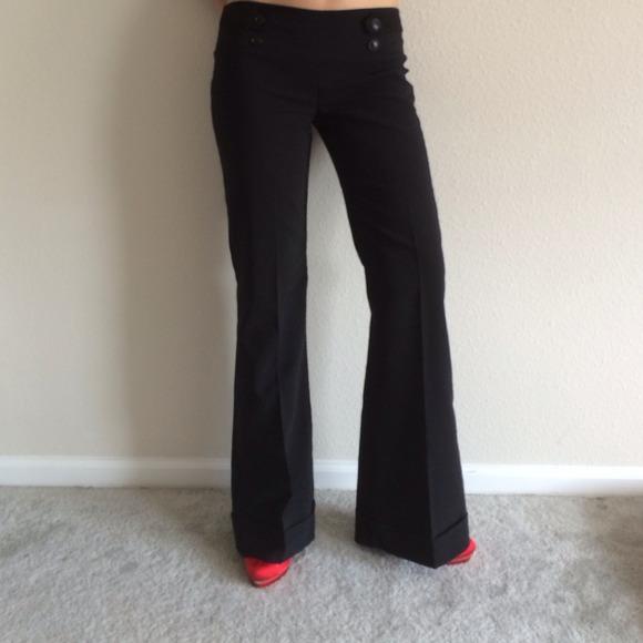 valia pants professional black trousers poshmark