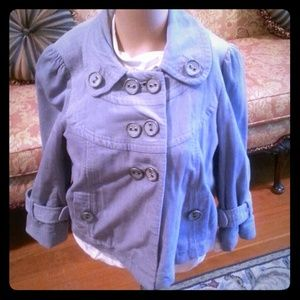 HP Anthropologie jacket. Adorable!