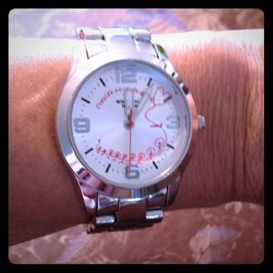 Jewelry - Silver watch
