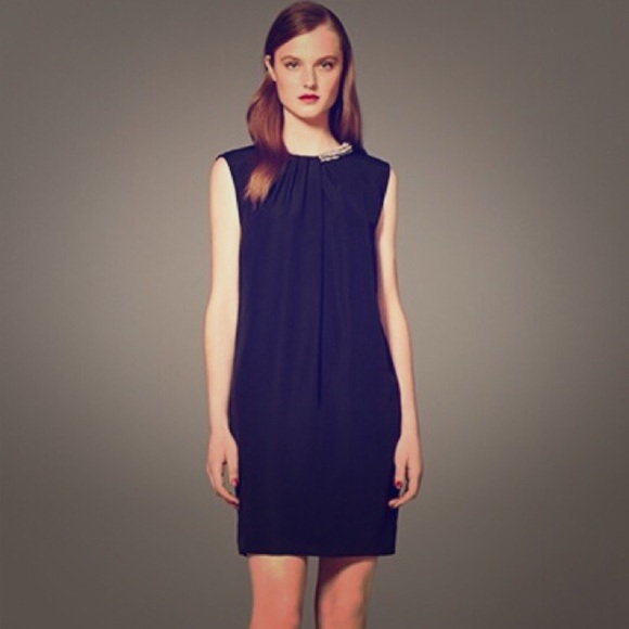 3.1 Phillip Lim Dresses - Phillip Lim black dress with clear beads LBD NYE