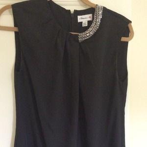 3.1 Phillip Lim Dresses - Phillip Lim black dress with clear beads LBD NYE