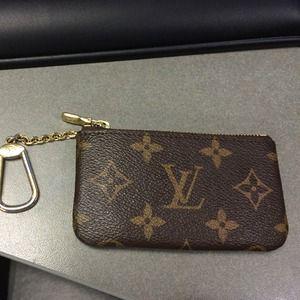 Louis Vuitton Keychain Wallet Poshmark | City of Kenmore