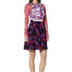 Peter pilotto for target red dress