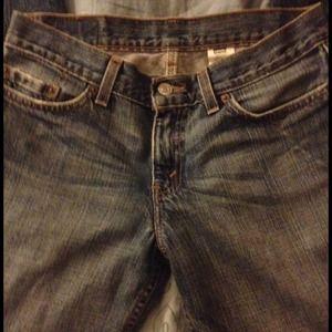 Levi's 518 SuperLow Bootcut Jeans