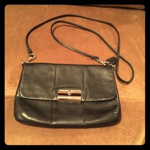 Coach Kristin Leather Crossbody