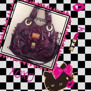 ⬇REDUCED ⬇Burgundy/Wine Shoulder Bag