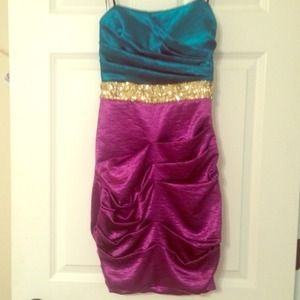 Windsor homecoming dress.