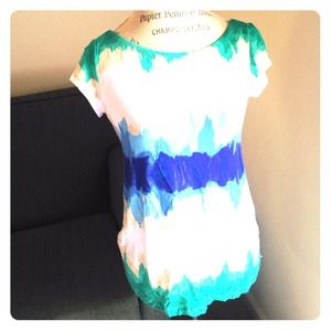 Great summer top by TART!