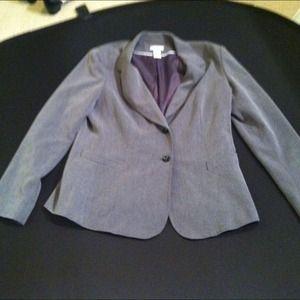 Worthington Stretch Tweed Jacket