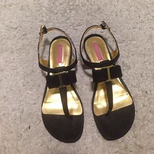 Isaac Mizrahi Shoes - Isaac Mizrahi bow sandals