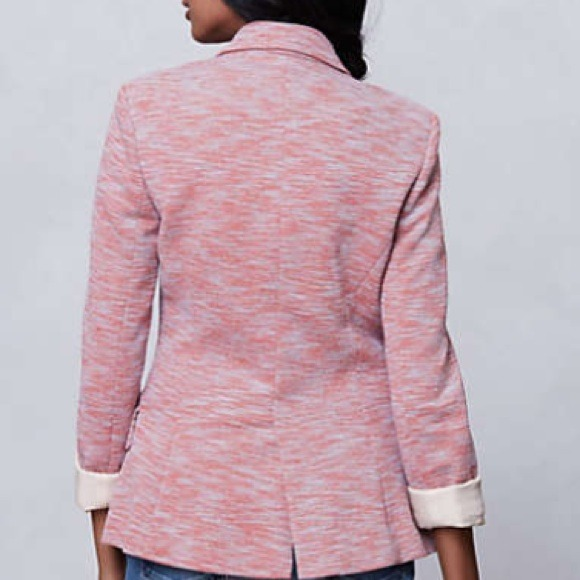 Anthropologie Jackets & Blazers - 💥HOST PICK💥 Anthropologie Knit Cotton Blazer 2