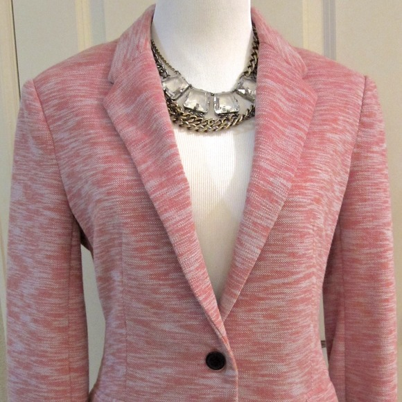 Anthropologie Jackets & Coats - 💥HOST PICK💥 Anthropologie Knit Cotton Blazer