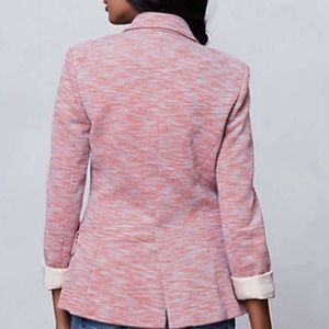 Anthropologie Jackets & Coats - 💥HOST PICK💥 Anthropologie Knit Cotton Blazer 2