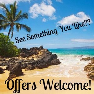 Other - Offers always welcome! 💐