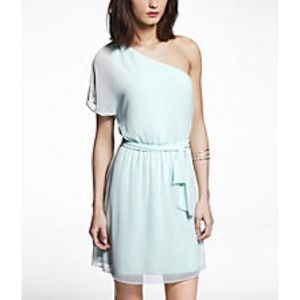 Express Dresses & Skirts - Express Flutter Sleeve Dress