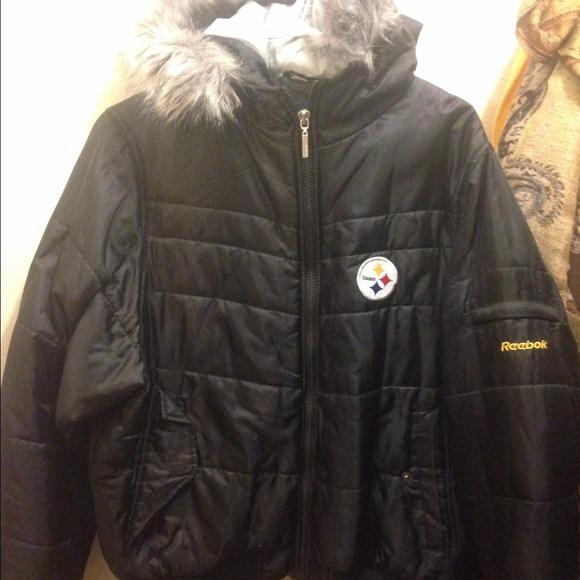 Pittsburgh Steelers winter coat. M 5384f022c003eb6631055461 79edfb170