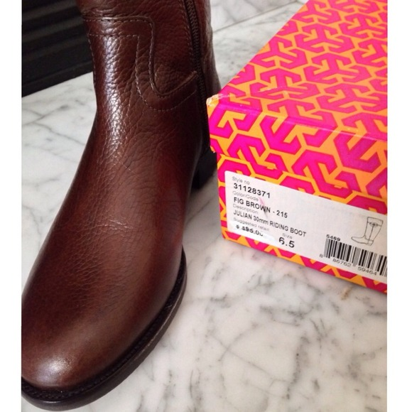 Tory Burch Shoes - Tory Burch - Julian Riding Boots Sz 6 1/2