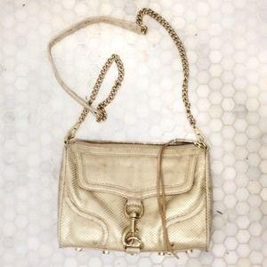 Rebecca Minkoff Mini-Mac cross body bag