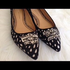 Anthropologie Shoes - Anthropologie party flats