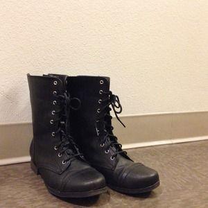 🍁 Combat boots 🍁
