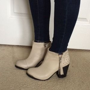 MTNG Nasty Gal booties