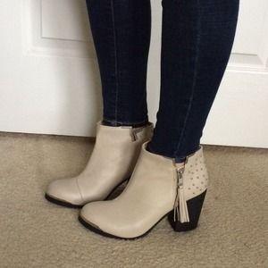 Nasty Gal Boots - MTNG Nasty Gal booties