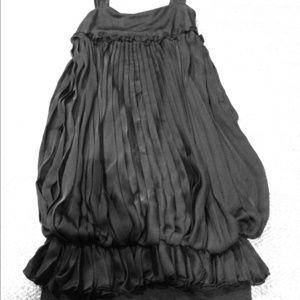 SportMax by MaxMara Black Mini Dress