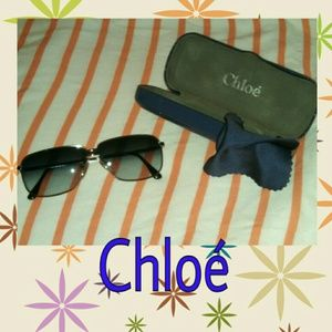 FINAL PRICE.  Chloe Sunglasses NWOT