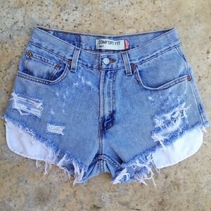 HighWaist shorts