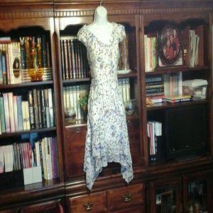 Dress Barn maxi length dress