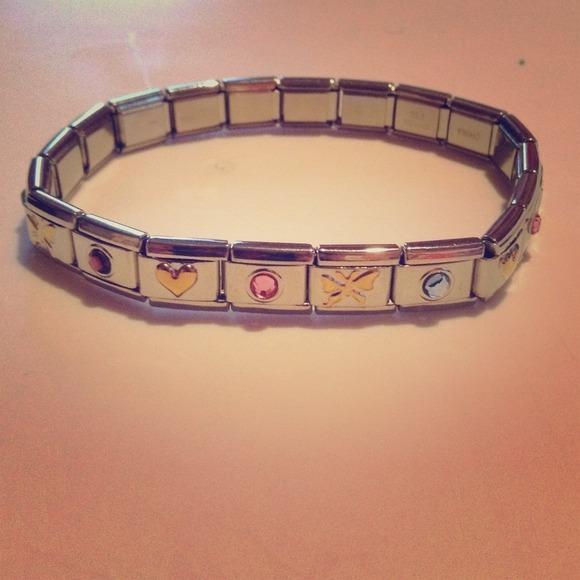 Italian Charm Bracelet Brands: Italian Charm Bracelet (nomination